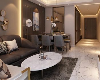 Xu hướng thiết kế nội thất chung cư 2019