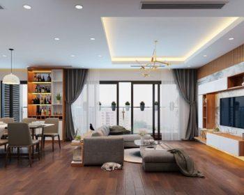 Thiết kế & thi công nội thất chung cư