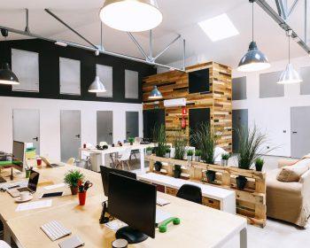Thiết kế & thi công nội thất văn phòng