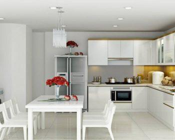 Một không gian bếp như thế nào là cần thiết?