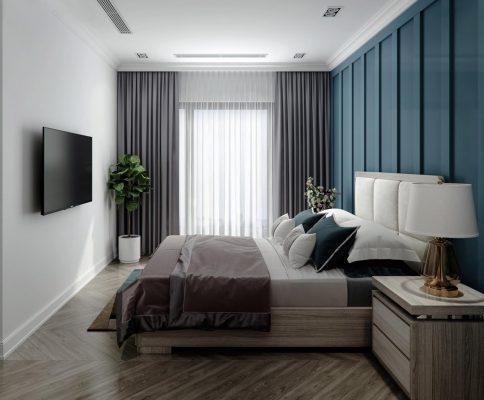 Phòng ngủ chuẩn đẹp