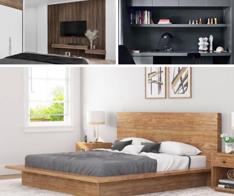 Nội thất bằng gỗ luôn là lựa chọn của khách hàng